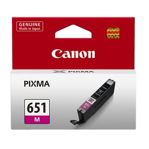Canon CLI-651 Ink Cartridge Magenta