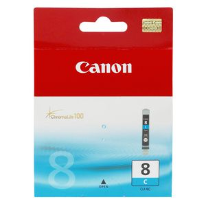 Canon CLI-8 Ink Cartridge Cyan