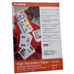 Canon A4 High Resolution Photo Paper 200 Pack