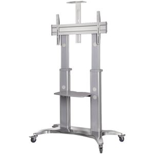 "SMART kapp 84"" Mobile Trolley Silver"