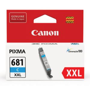 Canon CLI-681XXL Ink Cartridge Cyan