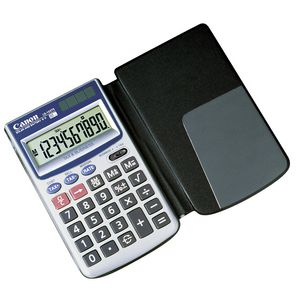 Canon LS-153TS 10 Digit Pocket Calculator