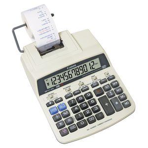 Canon MP121-MG Environmental Choice Printing Calculator Grey