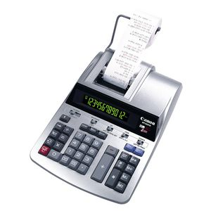 Canon MP20-DHIII 12 Digit Printing Calculator