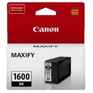 Canon PGI-1600 Ink Cartridge Black