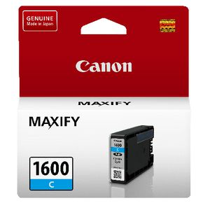 Canon PGI-1600 Ink Cartridge Cyan