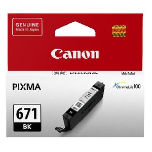 Canon CLI-671 Ink Cartridge Black