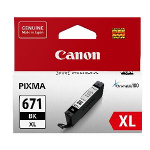 Canon CLI-671XL Ink Cartridge Black