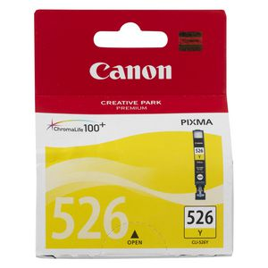 Canon CLI-526 Ink Cartridge Yellow