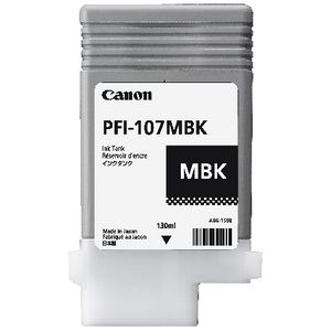 Canon PFI-1077MBK Ink Cartridge Matte Black