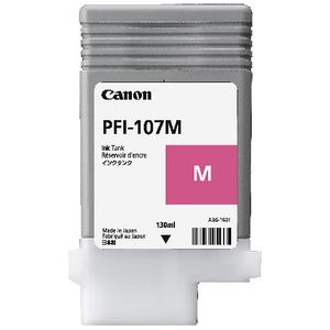 Canon PFI-107M Ink Cartridge Magenta