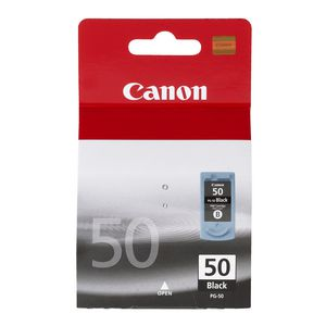 Canon PG-50 High Yield Ink Cartridge Black
