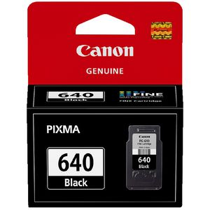Canon PG-640 Ink Cartridge Black