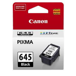 Canon PG-645 Ink Cartridge Black