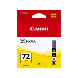 Canon PGI-72 Ink Cartridge Yellow