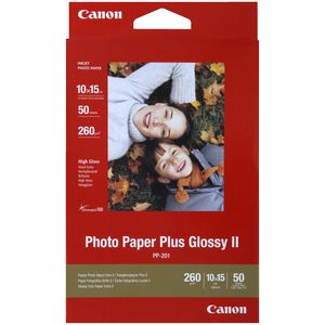 "Canon 4 x 6"" Premium Glossy II Photo Paper 50 Pack"