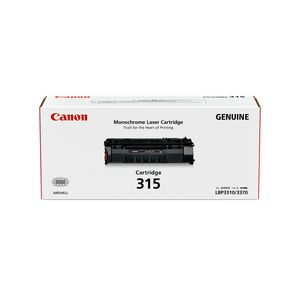 Canon 315II Toner Cartridge Black