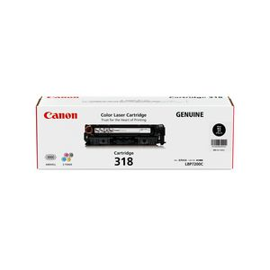 Canon Cart-318 Toner Cartridge Black