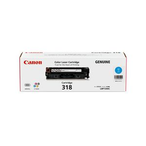 Canon Cart-318 Toner Cartridge Cyan