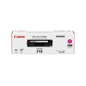 Canon Cart-318 Toner Cartridge Magenta