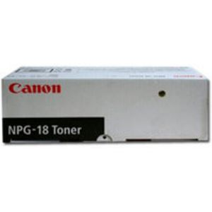 Canon NPG-18 Toner Cartridge Black
