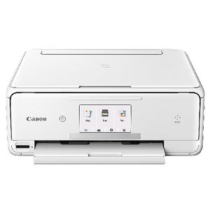 Canon Pixma Home Wireless Inkjet MFC Printer White TS8060