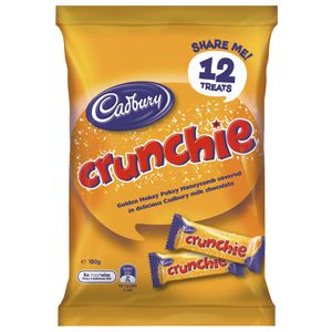 Cadbury Crunchie Sharepack 180g