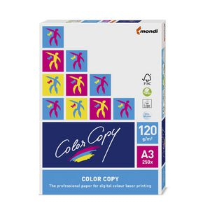 Color Copy 120gsm A3 Digital Copy Paper 250 Sheet Pack