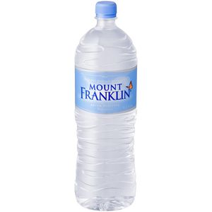 Mount Franklin Water 1.5L 8 Pack