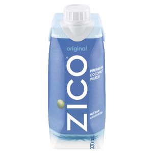 Zico Natural Coconut Water 330mL