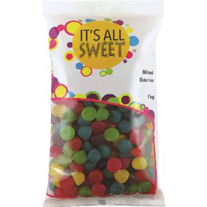 It's All Sweet Premium Mixed Berries 1kg