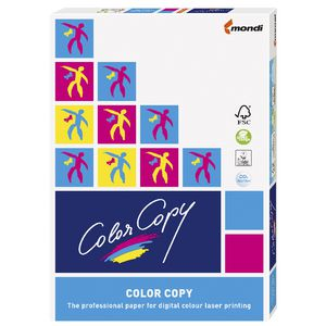 Colour Copy 200gsm A4 Gloss Copy Paper 250 Sheet Ream