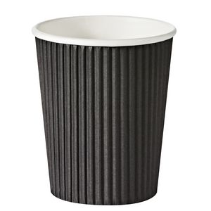 Keji Double Wall Paper Cups 227mL 25 Pack