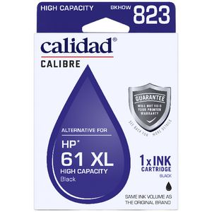 Calidad Alternate HP 61XL Ink Cartridge Black