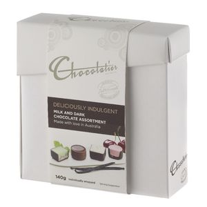 Chocolatier Delicious Indulgence Assorted Chocolates 140g