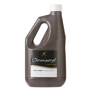 Chromacryl Premium Students Acrylic 2L Burnt Umber