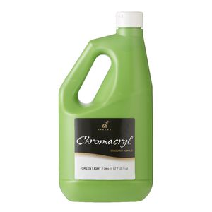 Chroma Premium Students Acrylic 2L Green Light