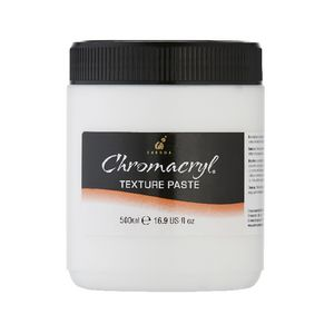 Chroma Chromacryl Texture Paste 500mL