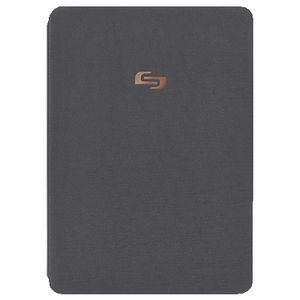 Solo Ludlow Slim Case iPad Air Grey