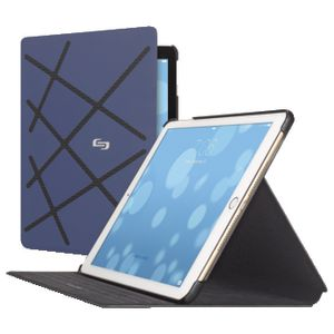 "Solo Stadium Slim iPad Pro 9.7"" Case Navy"