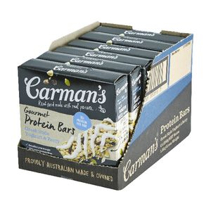 Carman's Protein Bar Greek Yoghurt and Berry 30 Pack