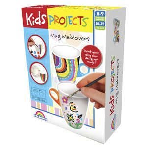 Kids Projects Mug Makeovers