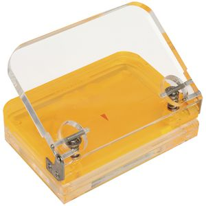 Colourhide Glo My Glowing 2 Hole Punch Orange