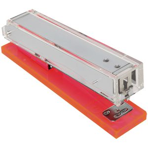 Colourhide Glo My Glowing Acrylic Stapler Pink