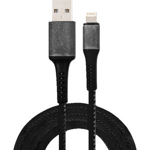 Comsol Rugged Lightning Cable 1.2m Black