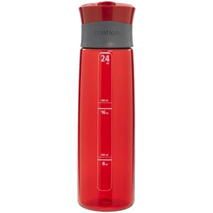 Contigo Hydration Bottle 709mL Red