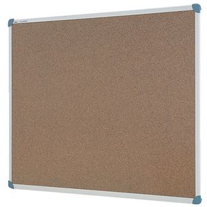 Penrite Aluminium Frame Corkboard 1200 X 900mm Officeworks