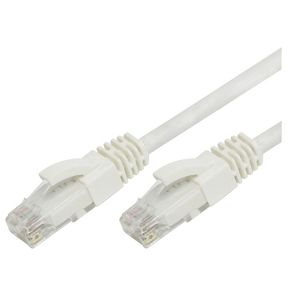 Comsol RJ45 Cat 6 Patch Cable 5m White