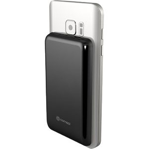 Comsol 2600mAh Qi Wireless Powerbank  Black