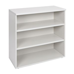 Velocity Bookcase 900mm Grey
